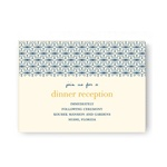 Classic Swirls -- Reception Cards