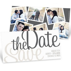 Don't Forget the Date -- Save the Date Cards
