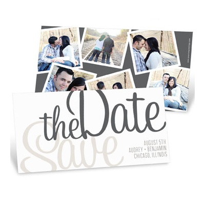 Don't Forget the Date Save the Date Cards