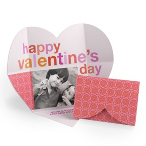 With All Your Heart -- Happy Valentine's Day Card
