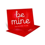 Be Mine -- Kids Valentine's Day Cards