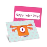 Monster Love -- Kids Valentine's Day Cards