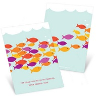 Sea of Love Valentine's Day Cards for Kids