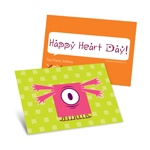 One Eye Love -- Kids Valentine's Day Cards