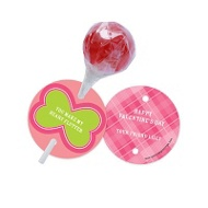 Bold Butterfly Lollipop Holder Classroom Valentines