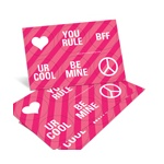 Tickled Pink -- Valentine's Day Sticker Set