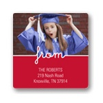 Top of the Class -- Kids Graduation Address Label