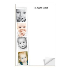 Photo Booth Strip -- Notepads