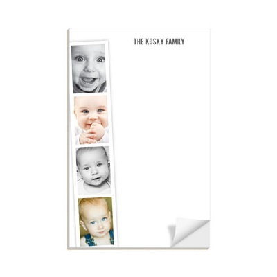 Photo Booth Strip Notepads