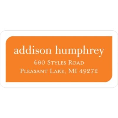 Favorite Moments Graduation Address Labels