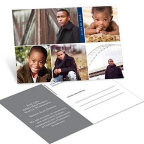 Fresh Future Postcard -- Graduation Announcements