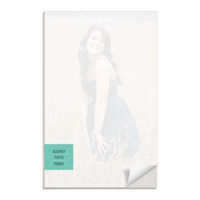 All About Grad -- Notepads