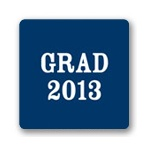 Simply Grad -- Graduation Favor Tags