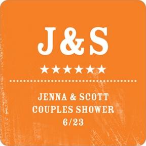 Stars Align -- Bridal Shower Decorations