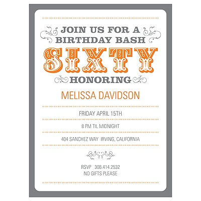 30Th Birthday Invites is awesome invitations example