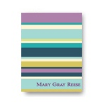 Sizeable Stripes -- Custom Stationery
