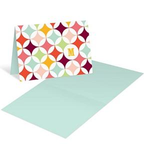 Creative Kaleidoscope -- Mini Note Cards