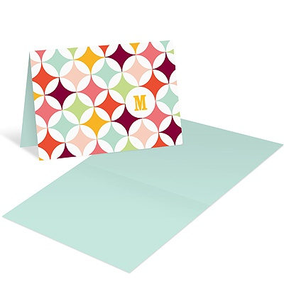Creative Kaleidoscope Mini Note Cards