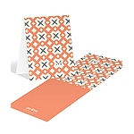 Creatively Chic in Orange -- Monogram Thank You Cards