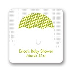 Baby Showers -- Baby Shower Favor Stickers