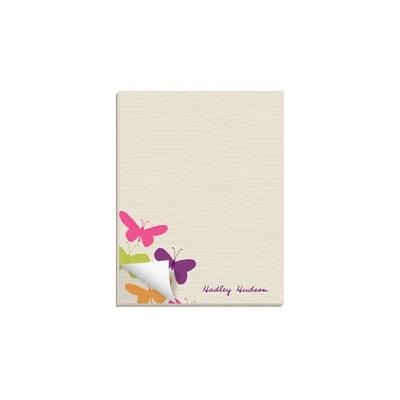 Flowing Wood Design Custom Notepads