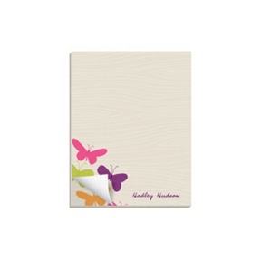 Flowing Wood Design -- Notepads