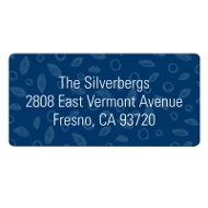 Casual Sketches Artistic Address Labels