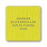 Covering Criss-Cross -- Current Return Address Labels