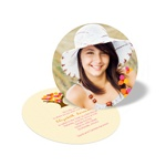 Round the Tree -- Bat Mitzvah Invitations