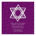Bar Mitzvah Invitations & Bat Mitzvah Invitations