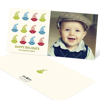 Elves Roll Call Holiday Photo Cards