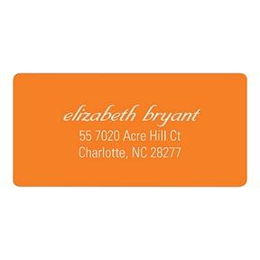 Simplistic Script -- Return Address Labels