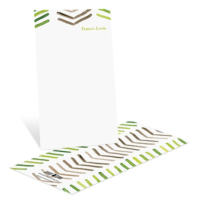 Unique Arrows Customized Stationery
