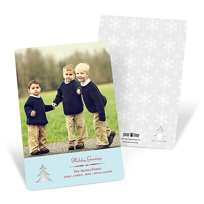 I-Cut Creation -- Creative Photo Christmas Cards