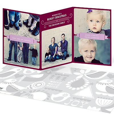 Delightful Photos Holiday Photo Cards