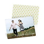 Simple Script -- Custom Christmas Photo Cards