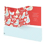 Iconic Array -- Creative Christmas Party Invitations