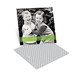 Scalloped Banner -- Christmas Photo Greeting Cards