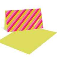 Angled Appreciation Kids Birthday Thank You Cards