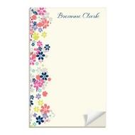 Beautiful Blossoms Custom Notepads