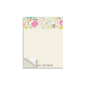 Doodle Charm -- Notepads