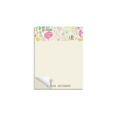 Doodle Charm Notepads