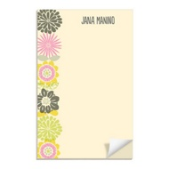 Retro Wallpaper Notepads