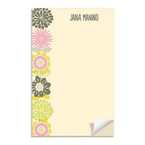 Retro Wallpaper -- Notepads
