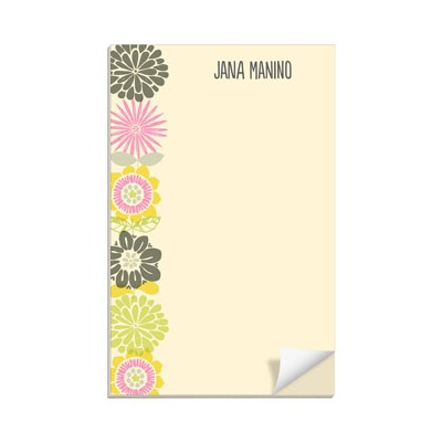 Retro Wallpaper Notepads