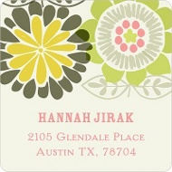 Retro Appeal Retro Address Labels