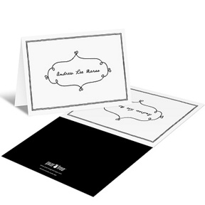 Special Delivery -- Baby Thank You Cards