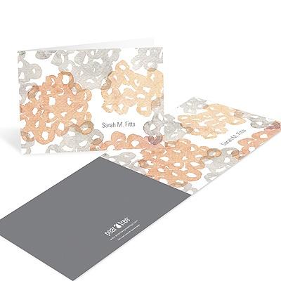 Watercolor Blooms Watercolor Note Cards