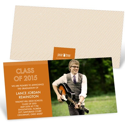 Standout Year -- Graduation Announcements