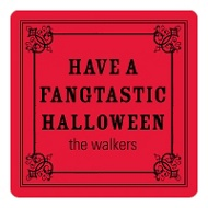 Simple Halloween Greeting